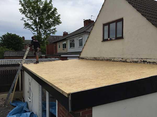 Rubber Roofing Preston Roofing Preston