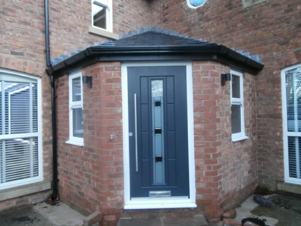 Porches preston upvc porch doors preston for Double glazed porch doors